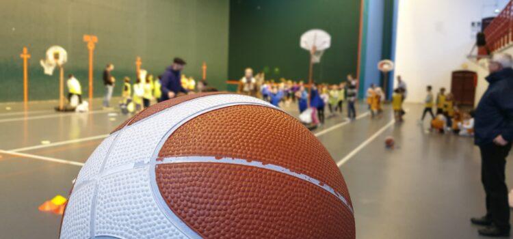 Basket à l'école