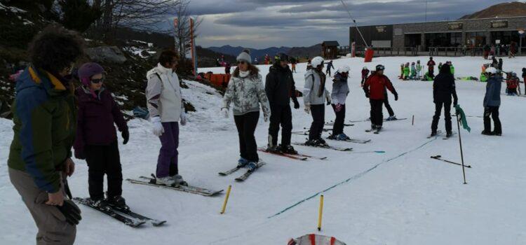 Formations ski