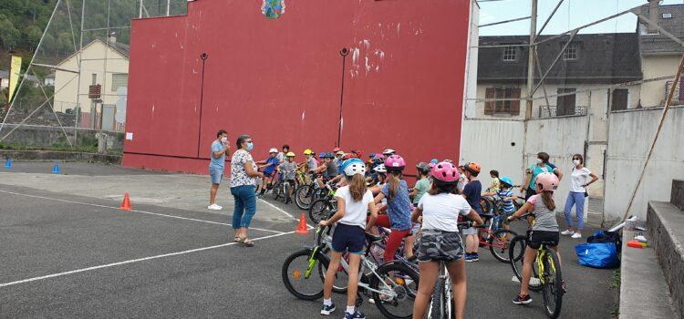Semaine du vélo à l'école 2020